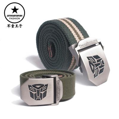 儿童编织皮带