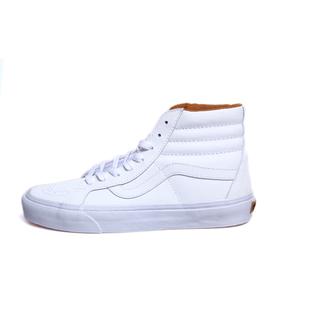 Vans/范斯 sk8 hi Reissue 全白色高帮板鞋/正品包邮|VN-0QG2DJ0
