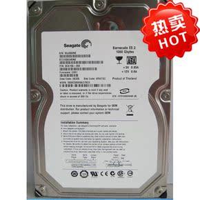 希捷1T台式机1000G硬盘企业级监控存储ST31000340NS特价甩货包邮