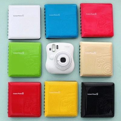 韩国迷你拍立得mini7s mini8 mini25相册本影集插页式3寸相纸