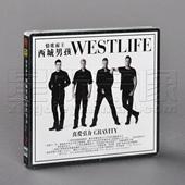 2010专辑唱片 Gravity 正版 西城男孩:真爱引力 Westlife