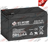 New EB12-12 B.B BATTERY BB batteries and Meimei 12V12AH batteries are sold directly by the manufacturer.