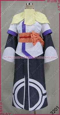 2201 cosplay服装 传颂之物 虚伪的假面 久远(クオン)新品