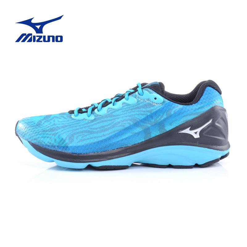 MIZUNO美津浓 运动跑步鞋 时尚轻量慢跑鞋 新款女鞋 J1GG152503