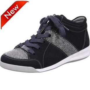 德国ARA鹦鹉17春夏款ROM女鞋旅游鞋时尚运动鞋舒适气垫鞋2色34469
