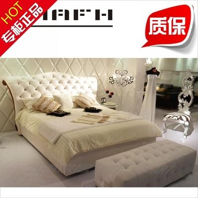 厂家直销 特价回馈 韩式时尚 1米8双人床 布艺/皮艺 软包床网友购买经历