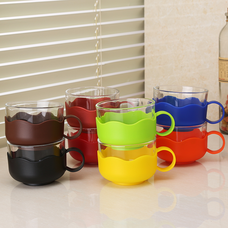 陶立方玻璃杯