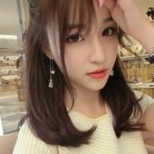 日韩国珍珠纯银耳坠超仙耳线长款花朵耳钉流苏吊坠气质简约耳环女