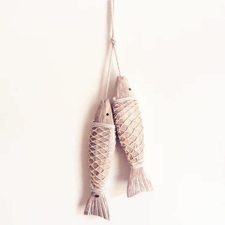 年年有鱼木雕