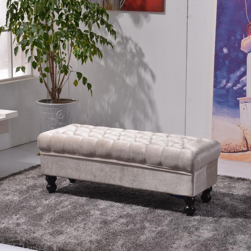 欧式时尚沙发凳