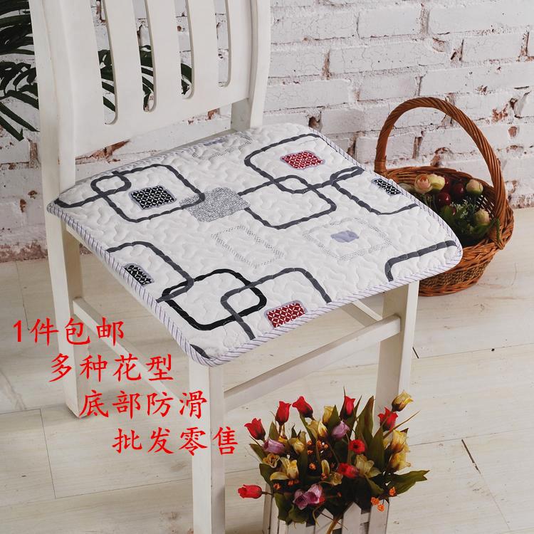 餐椅坐垫布艺 绗缝