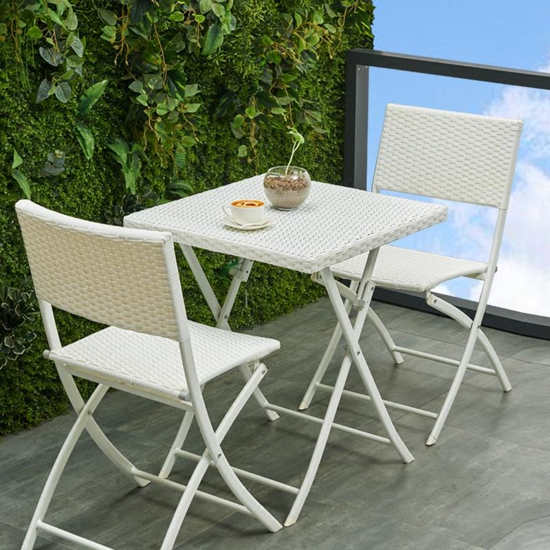 户外桌椅折叠桌椅藤