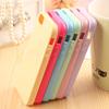 iphone4纯色手机套