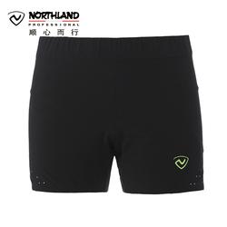 诺诗兰NORTHLAND 春夏户外男士速干跑步短裤透气GQ055413