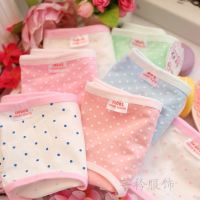 Girls underwear cotton triangle 14 big children 13 children 12 children 11 anti-light 10 cute girls 7-19 years old