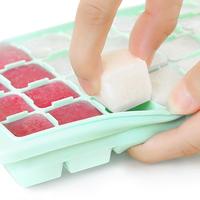 硅胶冰块制冰盒