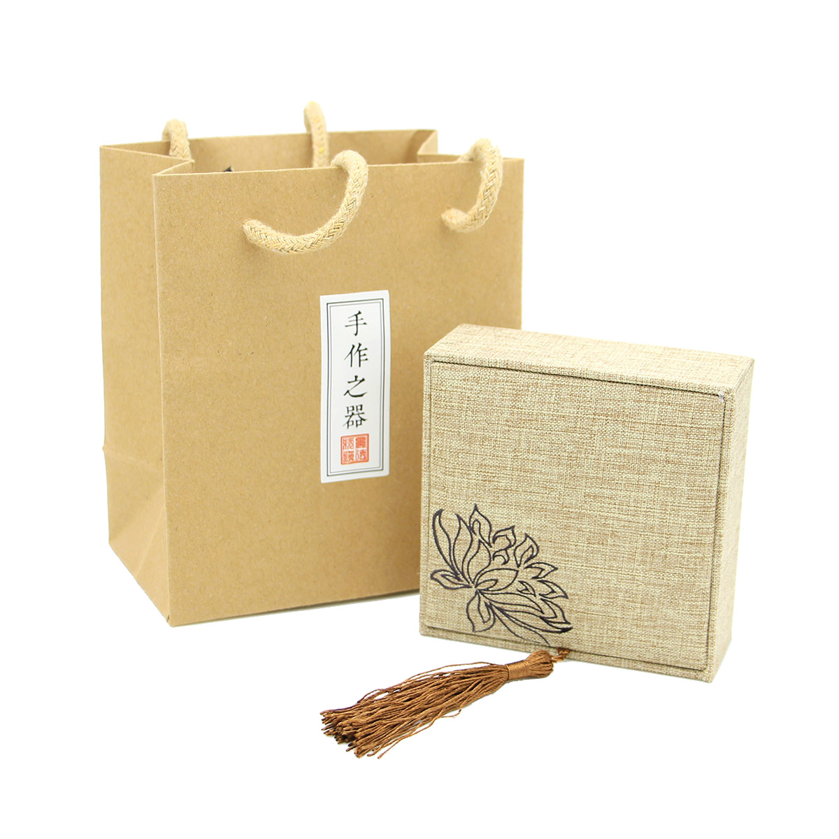 古典包装盒