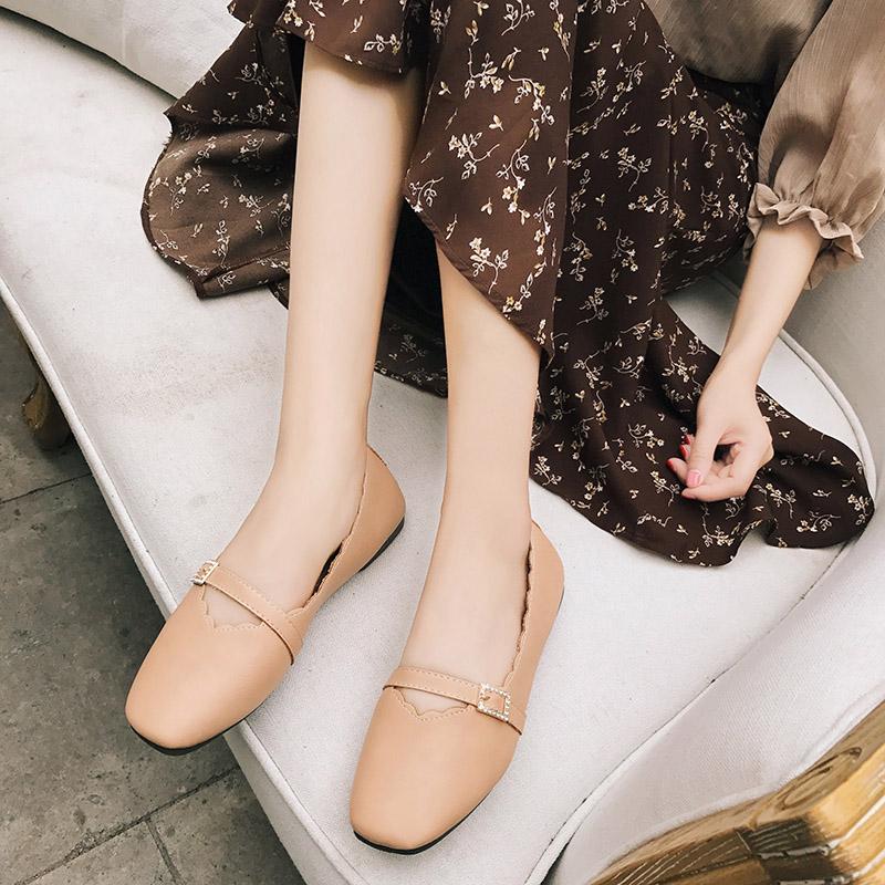 休闲系单鞋
