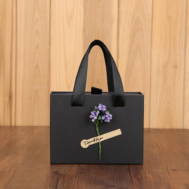 七夕情人节礼品盒钱包口红香水包装盒生日礼物盒精美韩版长方形盒