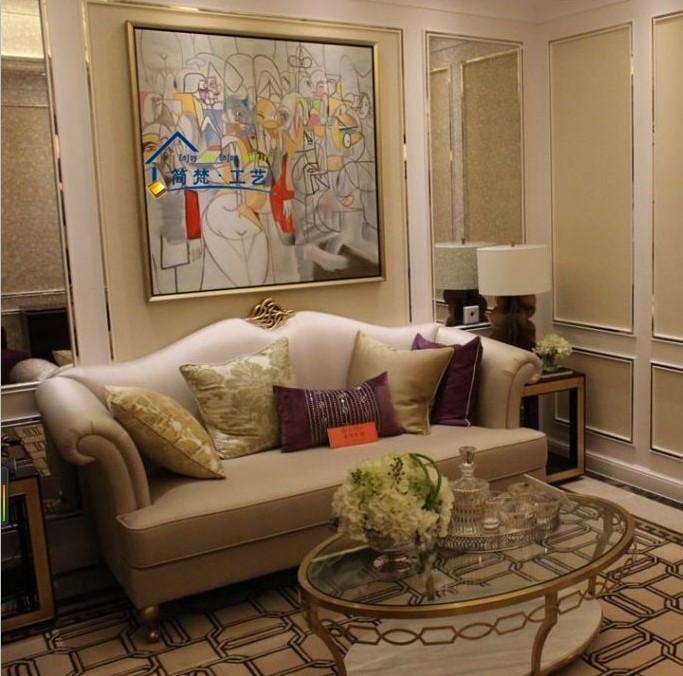 客厅高端沙发