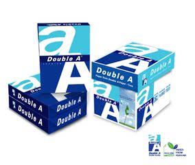 Double A进口A4纸白纸A3静电80克70g复印纸办公A11美标打印机纸张
