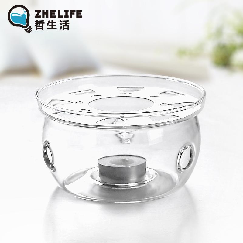 保温玻璃茶具