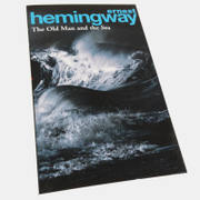 Old Man and the Sea English Original Novels English version of The Old Man and the Sea English original book Hemingway Hemingway World Classics Latin American Masterpieces