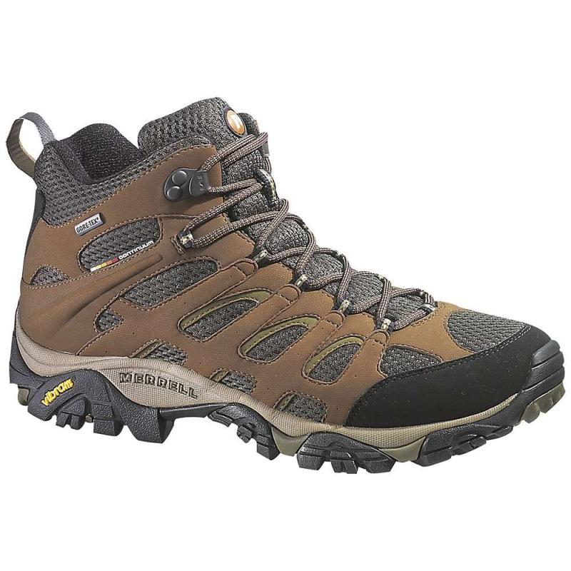 美国直邮 Merrell/迈乐 10256078户外运动男远足舒适防变形徒步鞋