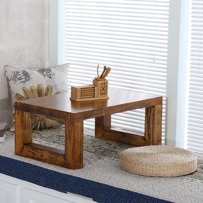 京岳实木飘窗桌榻榻米茶几简约窗台桌炕桌矮桌日式茶桌地台小茶几
