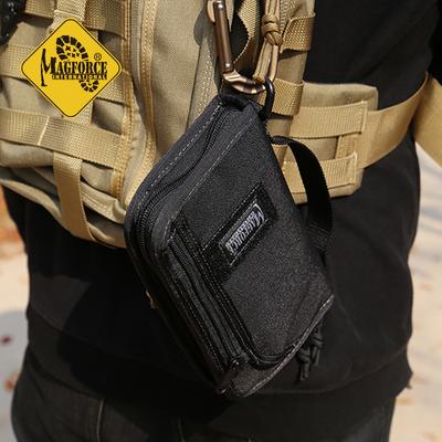 麦格霍斯magforce台湾马盖先旅行护照证件袋0820 防水户外手包
