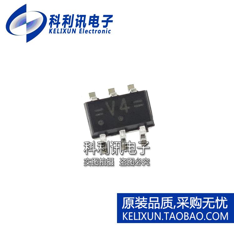 全新原装进口 74LVC2G04GW 贴片 丝印V4 逻辑芯片 SOT23-6