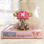 Genuine authorized limited edition One Piece onepiece Qiaoba chopper solar shake baby Smile 275