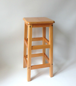 高档榉木高凳子家用吧台凳高脚凳梯凳餐凳方凳园凳实木花架凳高凳