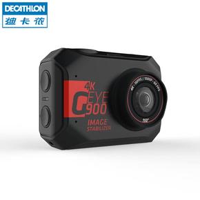 迪卡侬运动相机4k防水自拍骑行极限高清GEONAUTE Geye900 MBTWIN