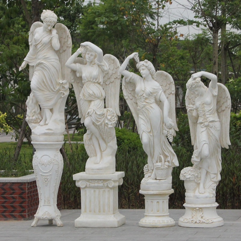 欧式四季女神雕塑