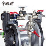 Original Taiwan pneumatic diaphragm pump pump pu / paint pump / paint pump quality one year double diaphragm pump