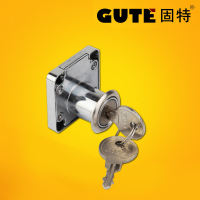 Gute desk long drawer lock wardrobe locker door lock cabinet lock furniture lock hardware accessories lock