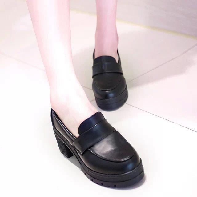 女仆鞋lolita