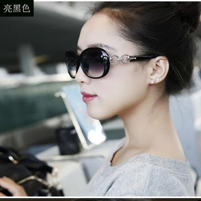 新款太阳镜 女时尚防紫外线墨镜复古遮阳镜太阳眼镜批发