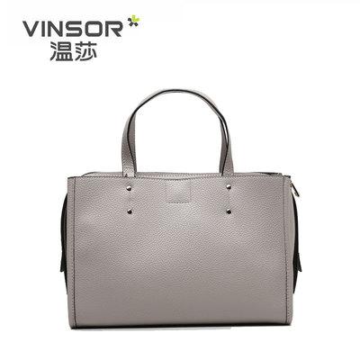 温莎女包秋新款时尚包包潮流欧美风简约单肩手提包女士通勤包