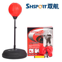 Children's home boxing speed ball decompression toy vent ball indoor adult sandbag vertical tumbler reaction ball