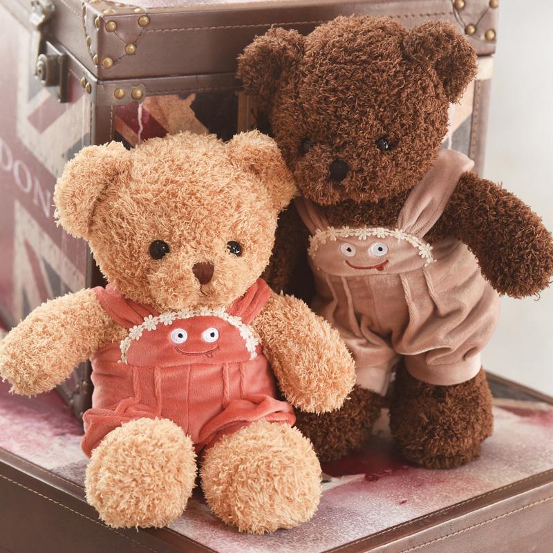 小熊玩偶情侣