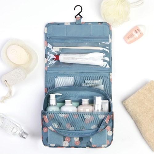 正品韩国monopoly旅行悬挂式洗漱包袋化妆包男女大容量淋浴收纳包