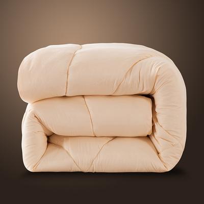 床品冬天被子冬被保暖加厚棉被双人被芯空调被单人学生春秋被