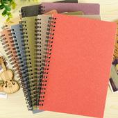 初品/八里香 侧翻线圈本 简约商务纯色日记笔记本 记事本子B5 A5