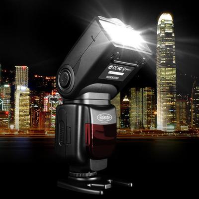 斯丹德DF-550闪光灯 佳能70D闪光灯尼康D3200闪光灯相机通用型