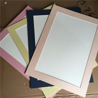 Factory direct supply special color cardboard photo frame 裱 8 open 4K picture frame wall a4 simple picture frame 6 inch 8 inch 7 inch A3