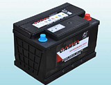 Camel maintenance-free battery 6-QW-48 camel lead-acid battery 12V48AH car special battery
