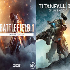 PC Battlefield 1 Revolutionary Edition + Titan Fall 2 Ultimate Edition with bundles Origin Genuine Chinese