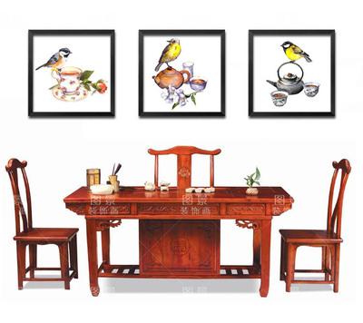 中国画挂画茶网友购买经历